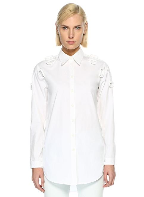 MM6 by Maison Martin Margiela Gömlek Beyaz